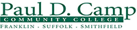 Paul D. Camp Community College Logo