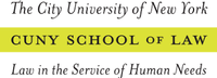 CUNY School of Law Logo
